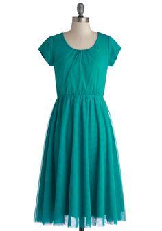 Open Studio Evening Dress, #ModCloth