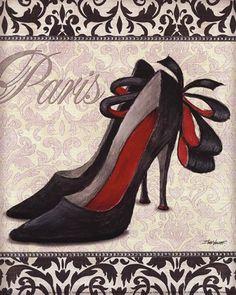 Classy Shoes II - mini