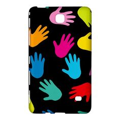 "All Over Hands Samsung Galaxy Tab 4 (8"") Hardshell Case"