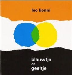 Blauwtje en geeltje - L. Lionni en R. Leo Lionni, Art Books For Kids, Childrens Books, Art For Kids, My Books, Rembrandt, Kindergarten Art, Color Shapes, Coloring For Kids