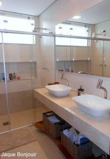 reforma completa - banheiro casal