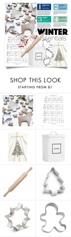 """""""CHRISTMAS COOKIES"""" by kristina-krizanec ❤ liked on Polyvore featuring interior, interiors, interior design, home, home decor, interior decorating, Garance Doré, H&M, Martha Stewart and Jacob Bromwell"""