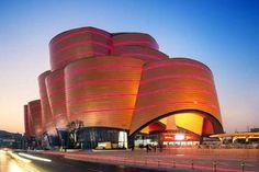 Wanda Movie Park Design by Stufish Entertainment Architects