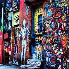 Street art Vila Madalena Sp