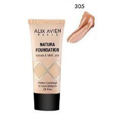 Alix Avien Natura Fondöten 305 30ML #makyaj  #alışveriş #indirim #trendylodi  #MakyajÜrünleri #bakım #moda #güzellik #makeup #kozmetik