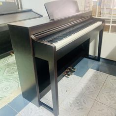Piano Bien Hoa gia re Acoustic, Piano, Music Instruments, Musical Instruments, Pianos