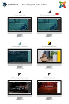 Introduction:Freeman is a Multipurpose One Page Joomla Theme featuring clean and retina ready design suitable for any studio, creative or personal use. Seo Plugin, Joomla Themes, First Website, Joomla Templates, Admin Panel, Video Background, Business Video, News Sites, Create Website