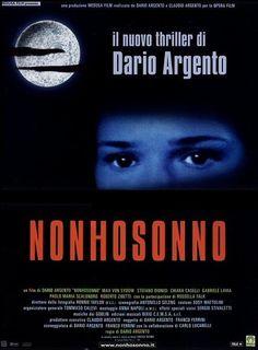 NON HO SONNO di Dario Argento
