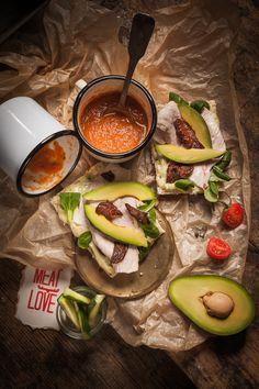 soup + best sandwich of your choice
