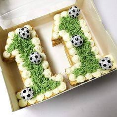 , The Effective Pictures We Offer You About Birthday Cake A quality picture can tell you many things. Cake Trends 2018, Alphabet Cake, 25th Birthday Cakes, Cake Lettering, Letter Cake Toppers, Soccer Cake, Monogram Cake, Sport Cakes, Biscuit Cake