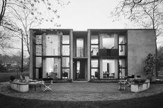 Esherick House, Louis Kahn, Philadelphia, PA, 1966