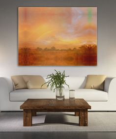 This Africa Sahara II Wrapped Canvas by Garbo Peng is perfect! #zulilyfinds