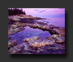 C.W. Banfield-The Maine Coast, Acadia National Park, ME