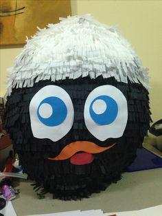 Piñata Calimero, la encuentras en MiNoNa child parties- Craftstore