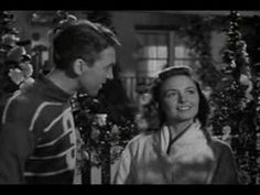 It's A Wonderful Life <3 Best part of the movie :] They do not make movies or movie stars like this anymore!