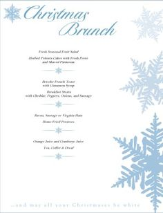 14 best brunch images on pinterest brunch ideas christmas brunch
