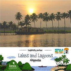 Lakes and Lagoons, Alappuzha
