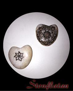 Mandala stone I like