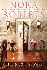 The Next Always, Nora Roberts. First book in the Boonesboro Trilogy. Read them all, and loved them.