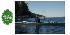 Well done to Spirit of the West Adventures who have achieved #goldaward #greentourism #Canada #sustainable #livegreen