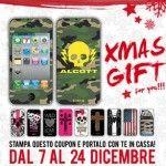 Un'idea per Natale by Alcott: le cover adesive per iPhone.