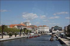 Roteiro de 10 dias pelo Centro-Norte de Portugal | Espinho e Aveiro -Dia 6 Via Turista PRofissional | 27/04/2013 Photo: Canal de Aveiro