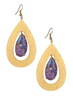 Druzy Stylish Earrings For Women #Women #indiandesigner #womensshopping #womenswear #ethnicstyle #traditionalwear #fashionable #stylish #wedding #jewellery #accessories #stepintostyle #stepintoawesome #beautifulyou #follow #trendy #love #gift Shop Now: http://bit.ly/1SNsJSB