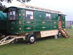 showman's wagon