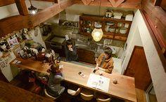 「ニジノワムラ」は小さい頃に作った秘密基地のような空間。カフェのようなカウンターで童心に戻る Japanese Style House, Coffee Shops, Home Kitchens, Liquor Cabinet, Interior, Life, Home Decor, Decoration Home, Indoor