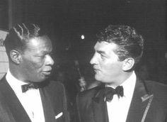 Dean & Nat King Cole