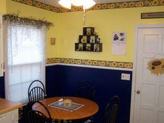 63 Best Sunflower Kitchen images | Sunflower kitchen ...
