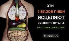 Посмотрите на невероятную связь между человеческим телом и природой! Мы расскажем о 9 видах пищи напоминающих органы человеческого тела, которые их же и лечат: