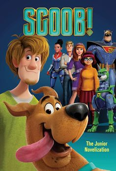 """Junior Novelization (Scooby-Doo)"""" by David Lewman available from Rakuten Kobo. An all-new novelization based on Warner Bros. newest animated film SCOOB!--in theaters May SCOOB! Scooby Doo Mystery Inc, Scooby Doo Movie, New Scooby Doo, Scooby Dog, Scooby Doo Images, Ghost Dog, Coming To Theaters, Daphne Blake, Cartoon Photo"""