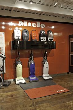 Miele Kitchen, Miele Vacuum, Kitchen Display, Best Vacuum, Clean House, Washer, Showroom, Vacuums, Home Improvement