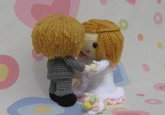 Bomboniere di matrimonio all'uncinetto (Foto) | Nanopress