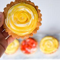 Home made  #mangotart #food #fruits