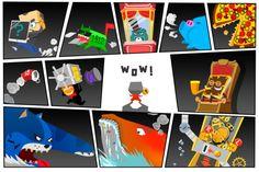 Mr. Runner 2: The Masks Review  http://nerdybutflirty.com/2013/05/05/mr-runner-2-the-masks-review/