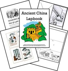 china unit study some great homeschool activities by a