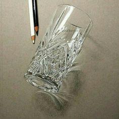 Illustration.glass.crystal