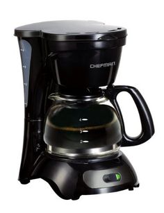 Chefman RJ14-4-M 4 Cup Switch Coffee Maker, Black *** You can get more details here : Coffee Maker