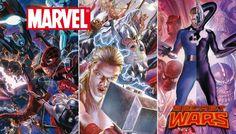Rezension: Secret Wars 1-3 – Wie das Ende beginnt (Marvel Comics)