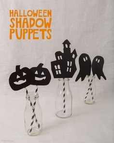 halloween shadow puppets by classic play