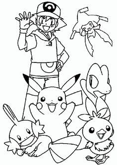 Die 22 Besten Bilder Von Pokemon Ausmalbilder In 2017
