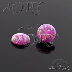 Hey, I found this really awesome Etsy listing at https://www.etsy.com/listing/468153330/1pcs-6mm-rose-pink-synthetic-opal