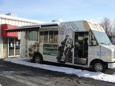 sweet street food truck