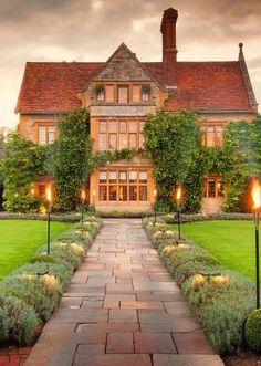 The Wonderul Belmond Le Manoir Aux Quat'Saisons in Oxfordshire