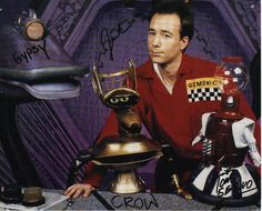 Only the best show of the 20th century mystery science for Tom servo tattoo