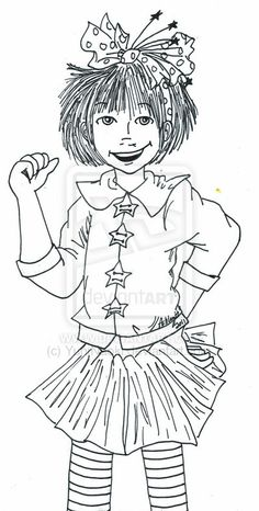 Junie B Jones Coloring Pages Printable AZ Coloring Pages End of