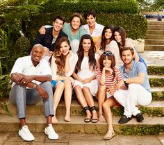 Guess Who's Missing From the New Kardashian Family Promo Pics?