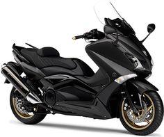 Yamaha T-Max 530 Black Max::